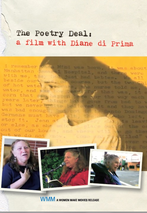 The Poetry Deal: A Film with Diane di Prima | Women Make Movies