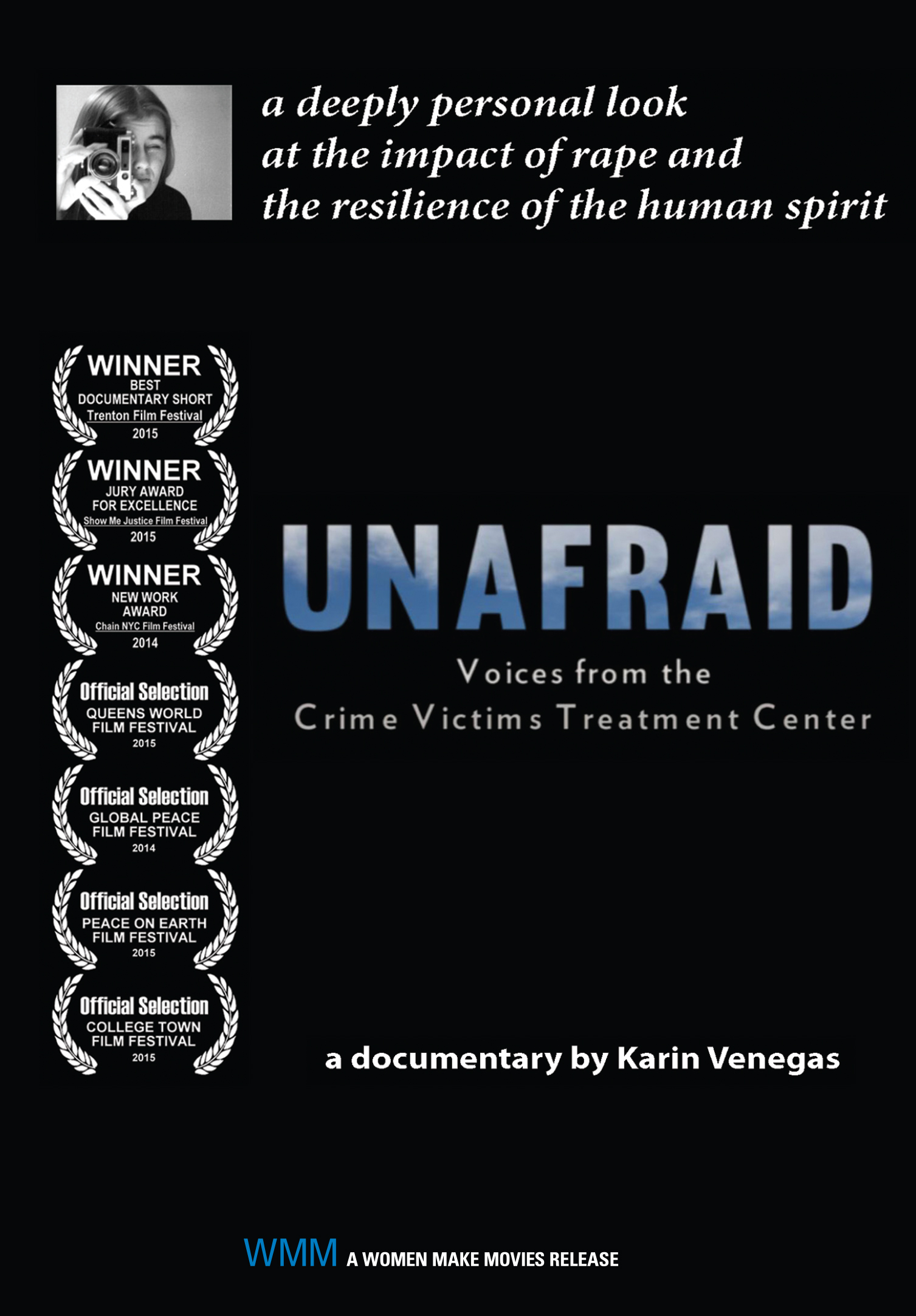 Unafraid: Voices From the Crime Victims Treatment Center ...